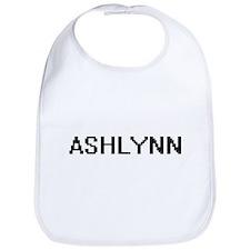 Ashlynn Digital Name Bib