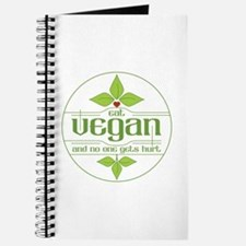 Eat Vegan and No One Gets Hurt Journal