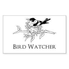 Bird Watcher Decal