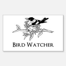 Bird Watcher Decal