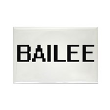 Bailee Digital Name Magnets