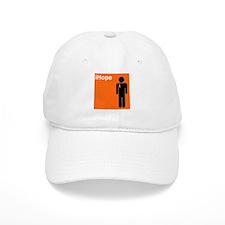 iHope (orange) Baseball Cap