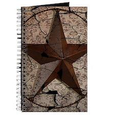 rustic texas lone star Journal