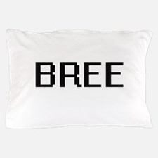 Bree Digital Name Pillow Case