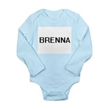 Brenna Digital Name Body Suit