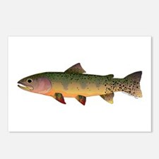 Cutthroat Trout stream Postcards (Package of 8)