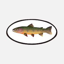 Cutthroat Trout stream Patch