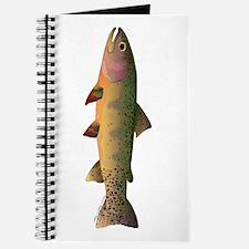 Cutthroat Trout stream Journal