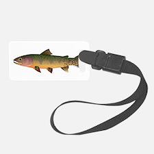 Cutthroat Trout Stream Luggage Tag