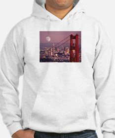 Moon Over The Gate Hoodie