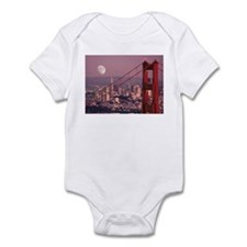 Moon Over The Gate Infant Bodysuit