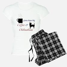 Gotta Have My Coffee & Chihuahuas Pajamas
