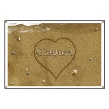 Clayton Beach Love Banner