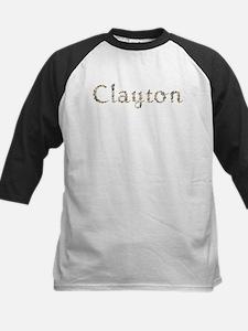 Clayton Seashells Baseball Jersey