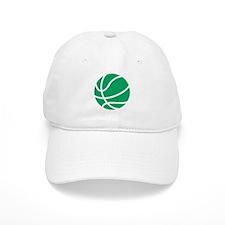 Basketball Green Baseball Baseball Cap
