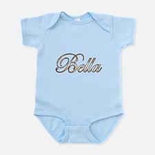 Gold Bella Body Suit