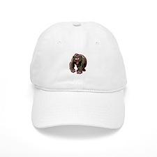 Grizzly Bear Baseball Baseball Cap