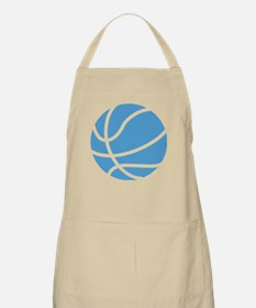 Basketball Carolina Blue Apron
