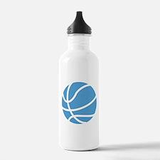 Basketball Carolina Bl Water Bottle