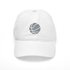 Basketball Grey Baseball Baseball Cap