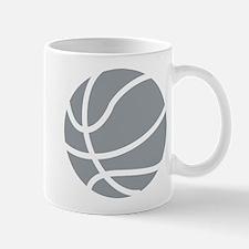 Basketball Grey Mug