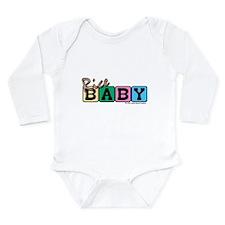 Unique Grains Long Sleeve Infant Bodysuit
