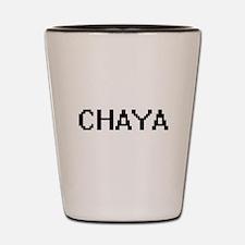 Chaya Digital Name Shot Glass