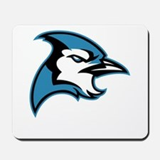 Bluejay Head Mousepad
