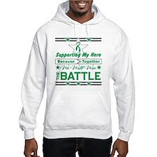 Liver Cancer Hero Hoodie