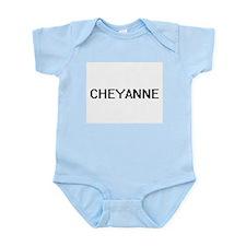 Cheyanne Digital Name Body Suit