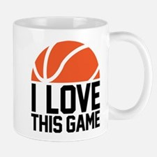 I Love This Game Mug
