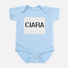 Ciara Digital Name Body Suit