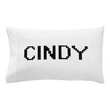 Cindy Digital Name Pillow Case