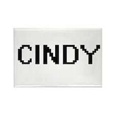 Cindy Digital Name Magnets