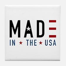 Made In USA Tile Coaster