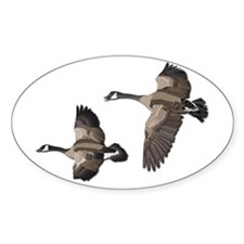 Flying Goose-No Text Decal