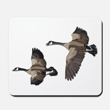 Flying Goose-No Text Mousepad