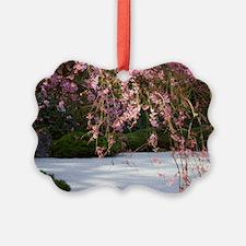 Cute Cherry tree Ornament