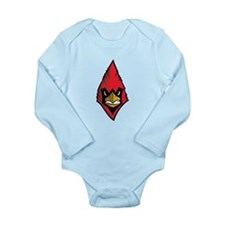 Cardinal Head Body Suit