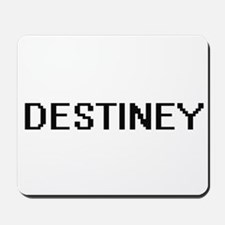 Destiney Digital Name Mousepad