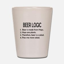 BEER LOGIC Shot Glass