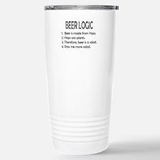 BEER LOGIC Travel Mug