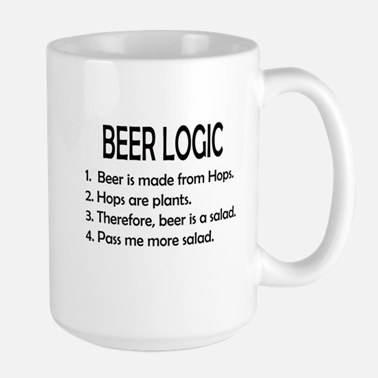 BEER LOGIC Mugs