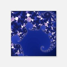 "Blue By You Square Sticker 3"" x 3"""