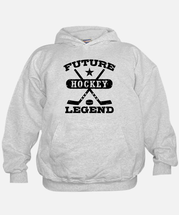 Future Hockey Legend Hoodie