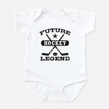 Future Hockey Legend Infant Bodysuit