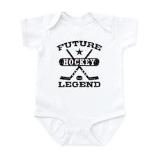 Future Hockey Legend Onesie