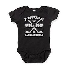 Future Hockey Legend Baby Bodysuit