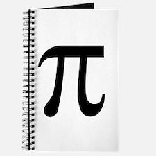 Pi Symbol Journal