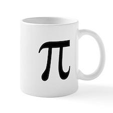 Pi Symbol Mug